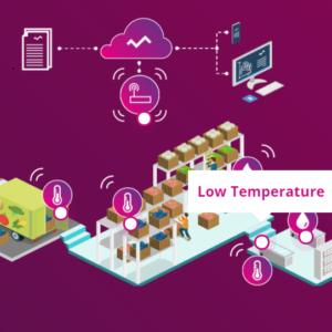 hệ thống giám sát nhiệt độ kho lạnh sữa