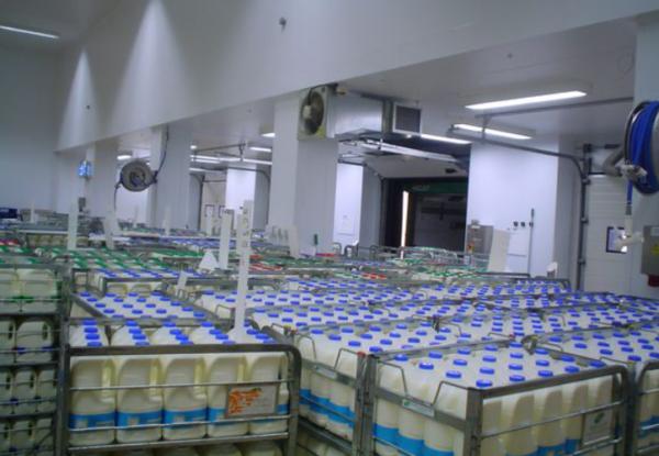 theo dõi nhiệt độ bảo quản sữa online