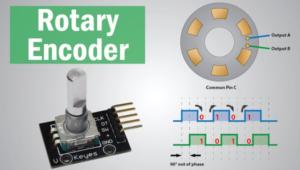 cấu tạo của encoder là gì