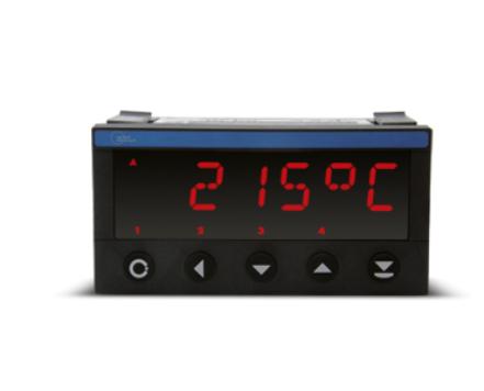 bộ hiển thị điều khiển nhiệt độ 4 ngõ ra rơ le