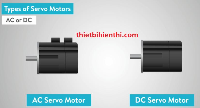 ac servo motor là gì dc servo motor là gì